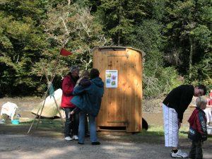 toilette sèche cabine