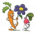 carotte-fleur